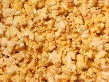Popcorn texture Stock Images