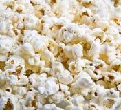Popcorn texture background Stock Photos
