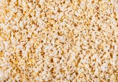 Popcorn texture Stock Photo