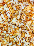 Popcorn texture background. Food of texture Stock Image