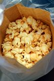 Popcorn sweet butter. Popcorn thailand,you 'll buy in Temple fair or center or shop.It 's sweet fit to snack in movie time Stock Photo