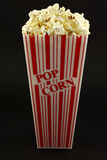 Popcorn to go Royalty Free Stock Photography