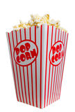 Popcorn To Go Royalty Free Stock Photos