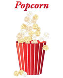 Popcorn treat stock photos