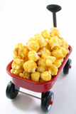 Popcorn wagon royalty free stock image