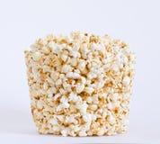 Popcorn zonder verpakking Stock Fotografie