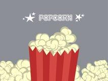 Popcorn3 Royalty Free Stock Image