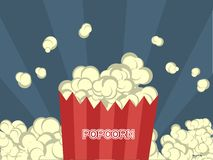 Popcorn4 Stock Photos