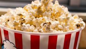 Popcornhink royaltyfria foton