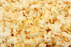 Popcornhintergrund Lizenzfreies Stockfoto