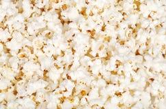 Popcornhintergrund Stockfotografie