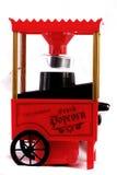 Popcornmaschine Lizenzfreies Stockfoto