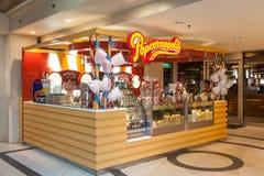 Popcornopolis i Kuwait Royaltyfri Fotografi