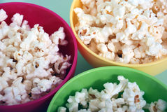 Popcorns1 Fotografia de Stock Royalty Free