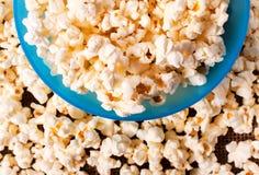 Popcornschale Lizenzfreies Stockbild