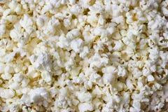 Popcorntextur Royaltyfri Fotografi