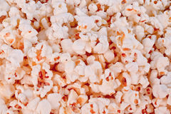 Popcorntextuur Royalty-vrije Stock Foto's