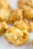 popcornu carmel Fotografia Stock