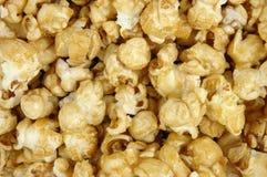 popcornu tło Fotografia Royalty Free