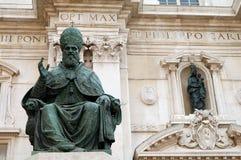pope стоковое фото