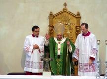 pope стоковое изображение rf