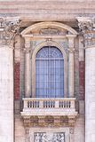 Pope Balcony Vatican Royalty Free Stock Images