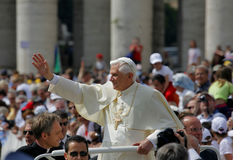 Pope Benedict Royalty Free Stock Image