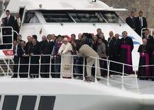 Pope Benedict XVI Royalty Free Stock Photo