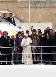 Pope Benedict XVI Royalty Free Stock Photos