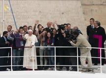 Pope Benedict XVI Stock Images