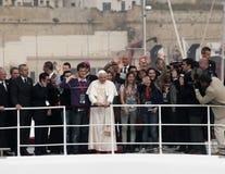 Pope Benedict XVI Royalty Free Stock Photography