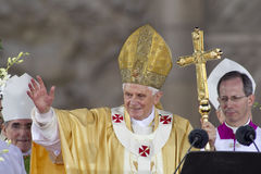 Free Pope Benedict XVI Stock Photography - 16982172