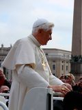 Pope Benedict XVI Stock Photography