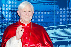 Pope Benedict XVI Royalty Free Stock Photos