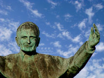 pope för ii john paul royaltyfri foto