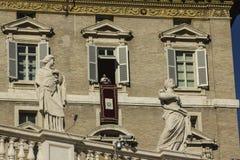 Pope francesco bergoglio vatican Stock Photography