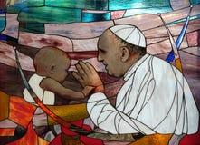 Pope Francis zdjęcie stock