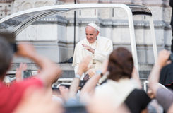 Pope Francis Royalty Free Stock Image