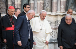 Pope Francis Stock Photo