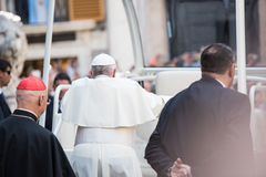Pope Francis Royalty Free Stock Images