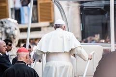 Pope Francis Royalty Free Stock Photos