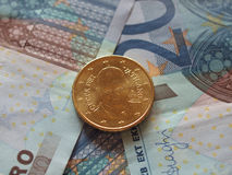 Pope Francis I coin Stock Photos