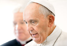 Pope Francis Stock Image
