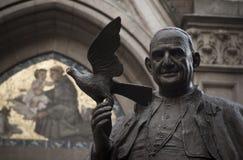 pope ii john Паыль стоковые фото