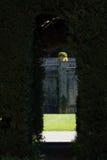 Pope& x27; jardín de s en Castel Gandolfo Fotografía de archivo libre de regalías