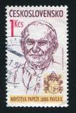 Pope John Paul fotografia royalty free
