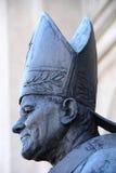 Pope John Paul II Stock Image
