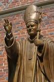 Pope John Paul Ii lizenzfreie stockfotos