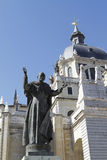 Pope John Paul Ii Image stock