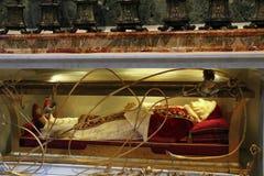 Pope John Paul Ii foto de stock